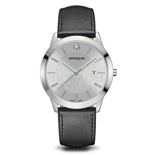 Muški Hanowa Swiss Elements Srebrni ručni sat