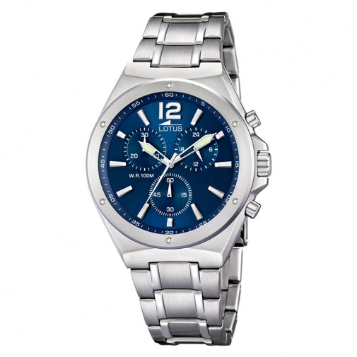 Muški Lotus Chrono Plavi Sportski ručni sat