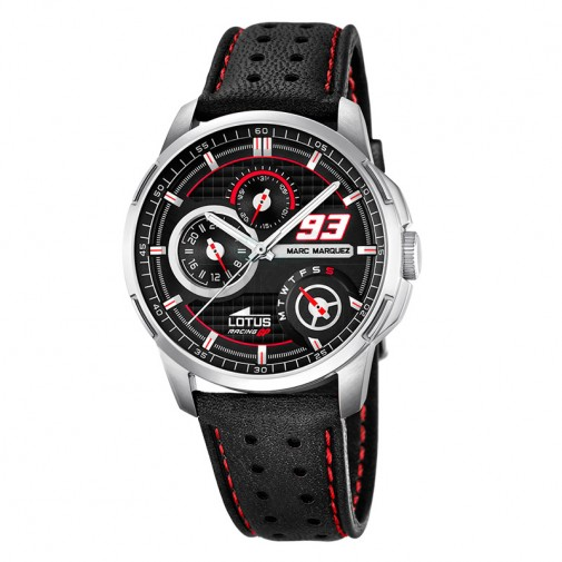 Muški Lotus Marc Marquez Crni Sportski ručni sat