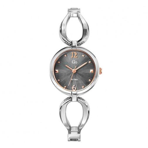 Ženski Girl Only Cercle Elegantni Roze Zlatni ručni sat sa metalnim kaišem