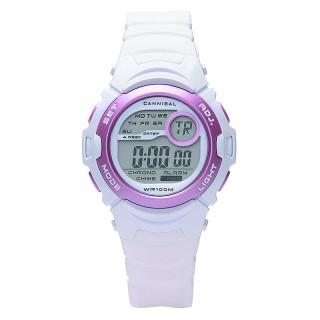 Dečji Cannibal Roze Alarm Digitalni ručni sat