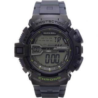 Muški Cannibal Protection Digitalni Hronograf Alarm Plavi Sportski Ručni Sat