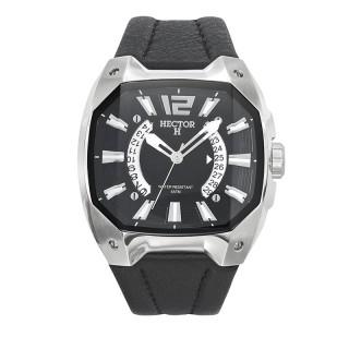 Muški Hector H Ovalni Multifunction Crni Sportski ručni sat