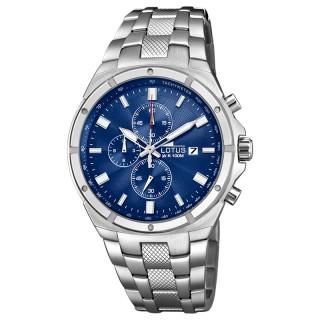 Muški Lotus Chrono Plavi Sportski ručni sat sa datumom