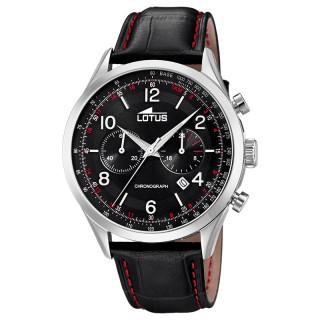 Muški Lotus Smart Casual Crni Elegantni Hronograf ručni sat