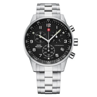 Muški Swiss Military Chrono Quartz Chronograph Ručni Sat