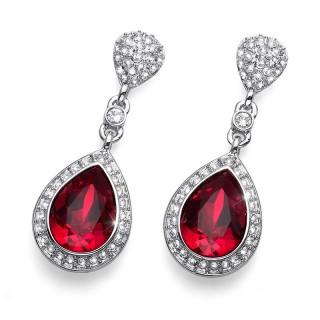 Ženske Oliver Weber Power Siam mindjuše sa swarovski crvenim kristalom