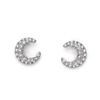 Ženske Oliver Weber Moon Crystal mindjuše sa swarovski belim kristalom
