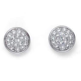 Ženske Oliver Weber Pin Crystal mindjuše sa swarovski belim kristalom
