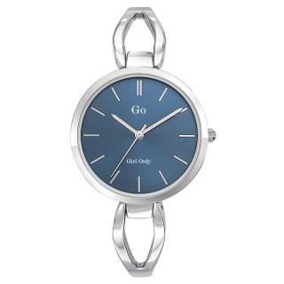 Ženski Girl Only Cercle Plavi Elegantni ručni sat sa metalnim kaišem