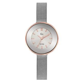 Ženski Girl Only Eblouis moi Roze Zlatni Elegantni ručni sat sa pancir kaišem