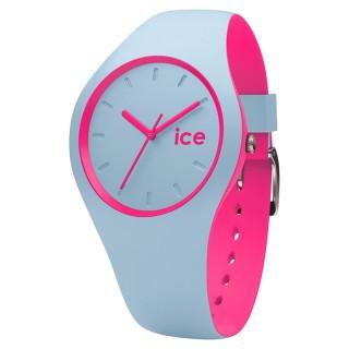 Ženski Ice Watch Ice Duo Blue Pink Plavi Sportski Ručni Sat