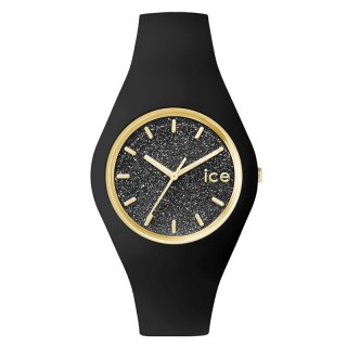 Ženski Ice Watch Ice Glitter Black Crni Sportski Ručni Sat