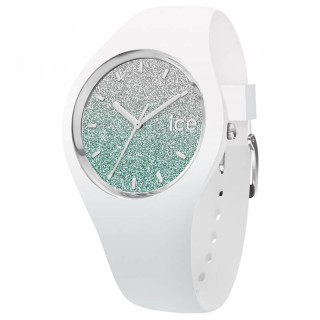Ženski Ice Watch Ice Lo White Turquoise Zeleni Sportski Ručni Sat