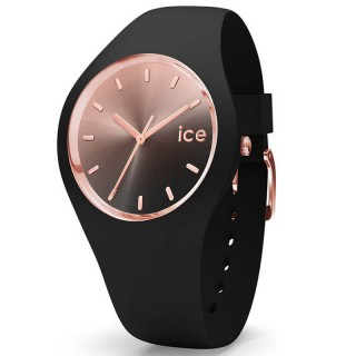 Ženski Ice Watch Ice Sunset Black Crni Sportski Ručni Sat