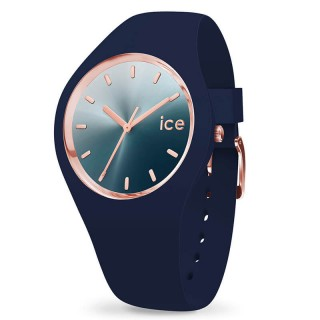 Ženski Ice Watch Ice Sunset Blue Crno Plavi Sportski Ručni Sat
