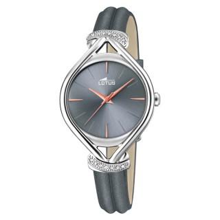 Ženski Lotus Bliss Sivi Elegantni ručni sat