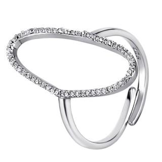 Ženski Lotus Silver Lemnos Boca srebrni Prsten