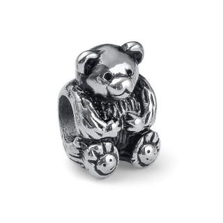 Ženski Oliver Weber Bear Match Bead Steel Privezak Od Hirurškog čelika Za Narukvicu