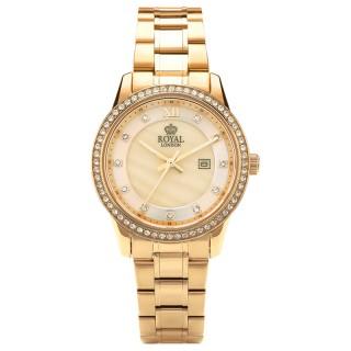 Ženski Royal London Dashing Zlatni Elegantni ručni sat