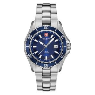 Ženski Swiss Military Nautila Plavi Elegantni ručni sat