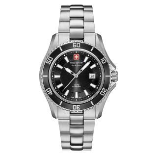 Ženski Swiss Military Nautila Crni Elegantni ručni sat